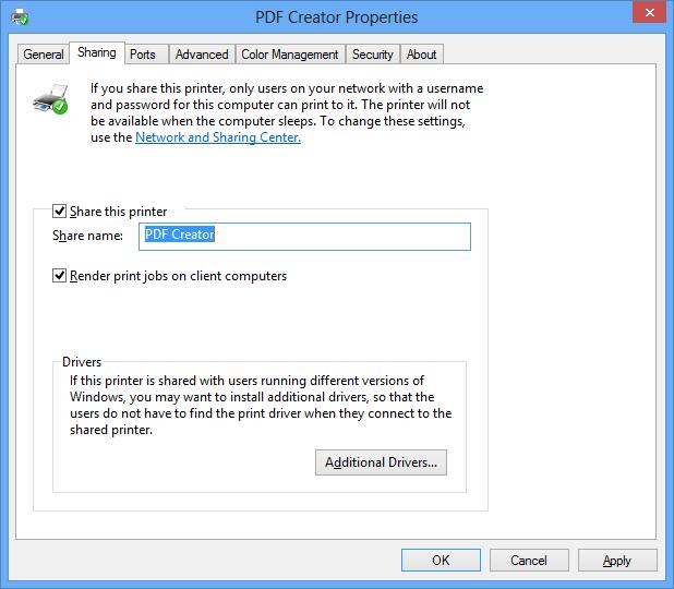 creator pdf windows 10